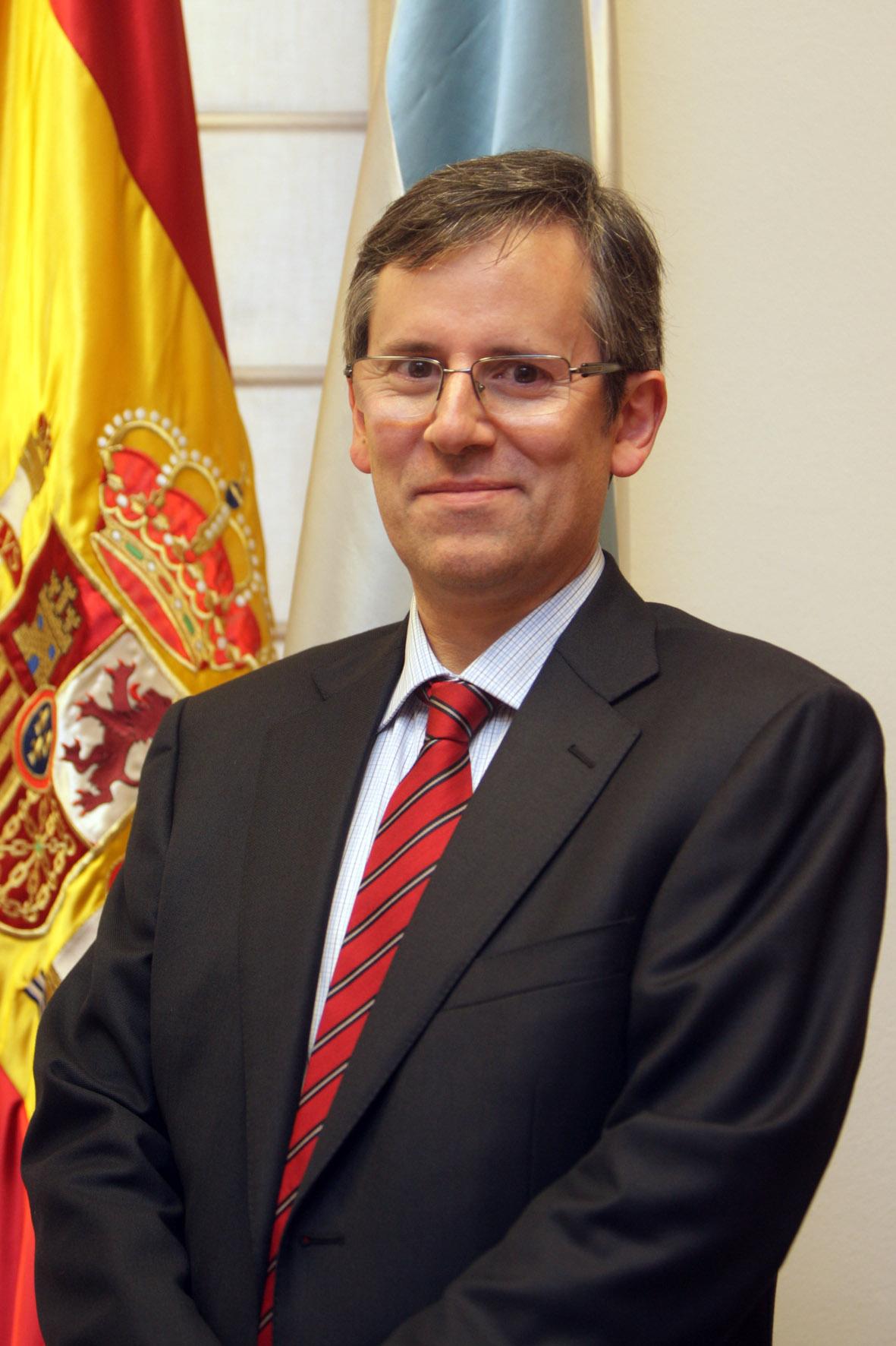 Manuel Pillado toma posesión como novo director xeral da Asesoría Xurídica  da Xunta - Xunta de Galicia