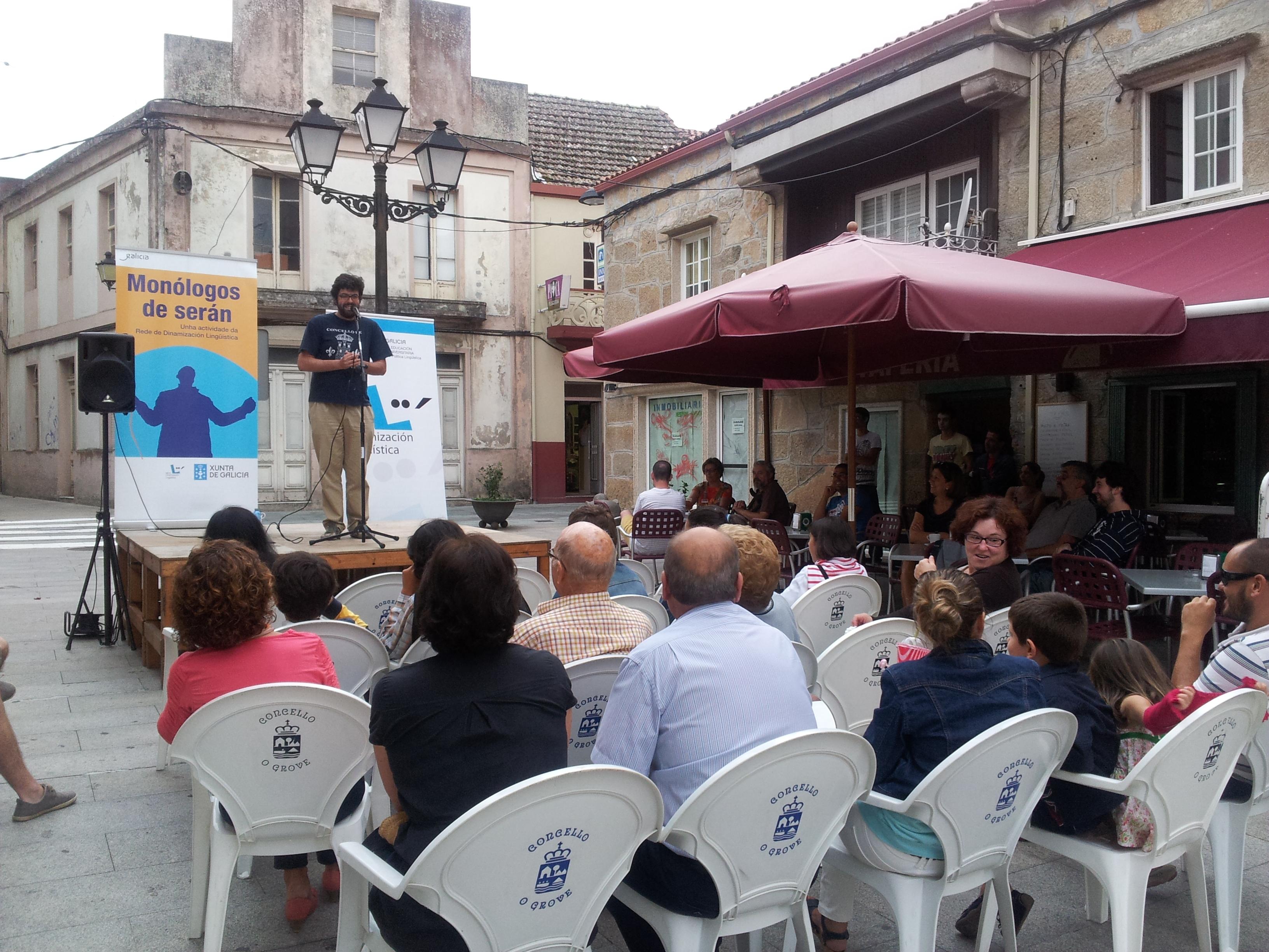 A Consellería Cultura E Educación Leva O Lecer En Galego A 12